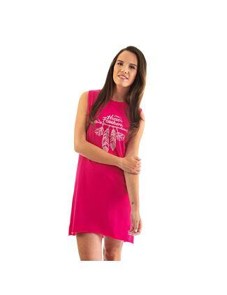 Šaty Kim - rose red