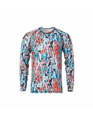 Termo triko Riley L/S - painter
