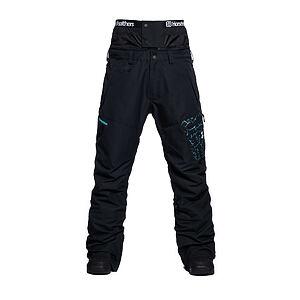 Kalhoty Charger Eiki - cracked black