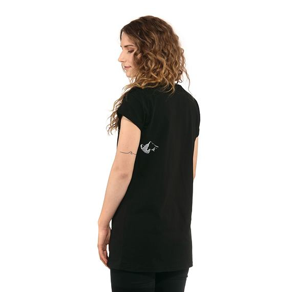 Horsefeathers top Jada black